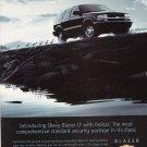 Chevy Blazer LT Magazine Advertisement