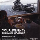Honda F6B Motorcycle Magazine Advertisement