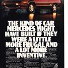 Subaru XT6 Magazine Advertisement