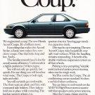 Accord Coupe Magazine Advertisement