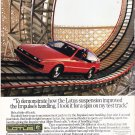 Isuzu Impulse Magazine Advertisement