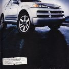 Isuzu Axiom Magazine Advertisement