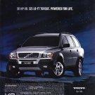 Volvo XC90 V8 Magazine Advertisement