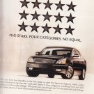 Ford Five Hundred Magazine Advertisement