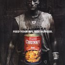 Campbell's Chunky Soup Magazine Advertisement