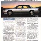 Vintage Jaguar Magazine Advertisement XJ6