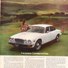 Vintage Jaguar Magazine Advertisement