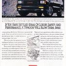 GMC Truck Vintage Magazine Advertisement