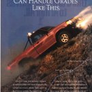 Mazda Truck vintage magazine advertisement
