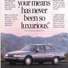 Hyundai Magazine Advertisement