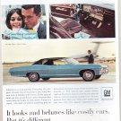 Vintage Chevy Caprice Magazine Advertisement