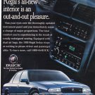 Buick Regal Vintage Magazine Advertisement