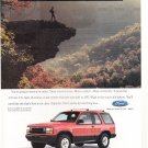 Ford Explorer Vintage Magazine Advertisement