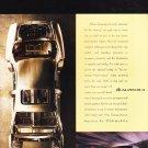 Oldsmobile Aurora Vintage Magazine Advertisement
