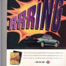 Nissan Magazine Advertisement vintage