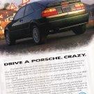 VW Corrado SLC Advertisement Vintage Magazine AD