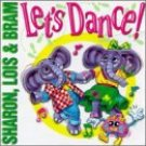 Let's Dance! Sharon Lois & Bram  Audio Cassette