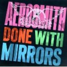 Done With Mirrors ~ Aerosmith cassette
