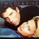 Two Of A Kind Soundtrack by Olivia Newton-John and John Travolta cassette