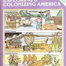 Exploring and Colonizing America (Middle/Upper Grades) Reproducible Masters