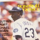 Baseball America Magazine - Michael Jordan (rare) 1993