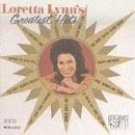 Loretta's Greatest Hits Loretta Lynn  Cassette