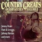Country Greats of 60s Price/Dickens/Wynette/Horton   Cassette