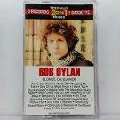 Blonde on Blonde Bob Dylan  Audio Cassette
