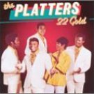 THE PLATTERS 22 GOLD CASSETTE