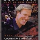 Live at Red Rocks John Tesh  Audio Cassette