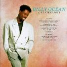 Greatest Hits - Billy Ocean  Audio Cassette