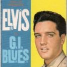 G I Blues Elvis Presley Audio Cassette