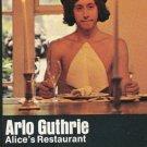 Alice's Restaurant Arlo Guthrie Audio Cassette