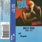 Rebel Yell Original recording Billy Idol Audio Cassette