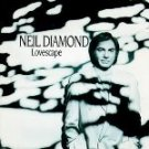 Lovescape Neil Diamond Audio Cassette