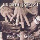Keep the Faith Bon Jovi Audio Cassette