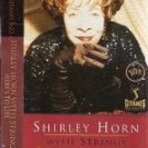 Here's to Life:Shirley With Horns Shirley Horn Audio Cassette