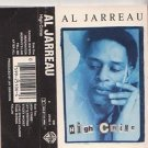High Crime Al Jarreau Audio Cassette