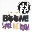 Boom Shake the Room DJ Jazzy Jeff & The Fresh Prince Audio Cassette