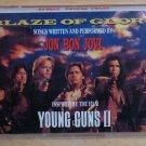 Blaze of Glory - Young Guns II Bon Jovi Titango  Cassette