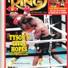 The Ring - Boxing Magazine - July 1991 - Mike Tyson/Razor Ruddock Cover