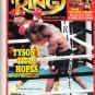 The Ring - Boxing Magazine - July 1991 - Mike Tyson/Razor Ruddock Cover