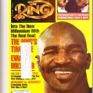 The Ring Magazine March 1998-Evander Holyfield