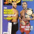 Vintage 1994 JUNE RING MAGAZINE *MOOER-HOLYFIELD