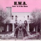 Livin in a Hoe House  by H.W.A. cassette