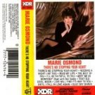 There's No Stopping Your Heart Marie Osmond  Cassette
