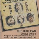 The Outlaws Waylon Jennings Cassette