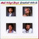 Greatest Hits Vol 2 The Oak Ridge Boys  Cassette
