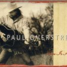 Love Is Strong Paul Overstreet  Audio Cassette
