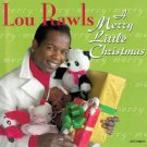 Merry Little Christmas Lou Rawls  Audio Cassette